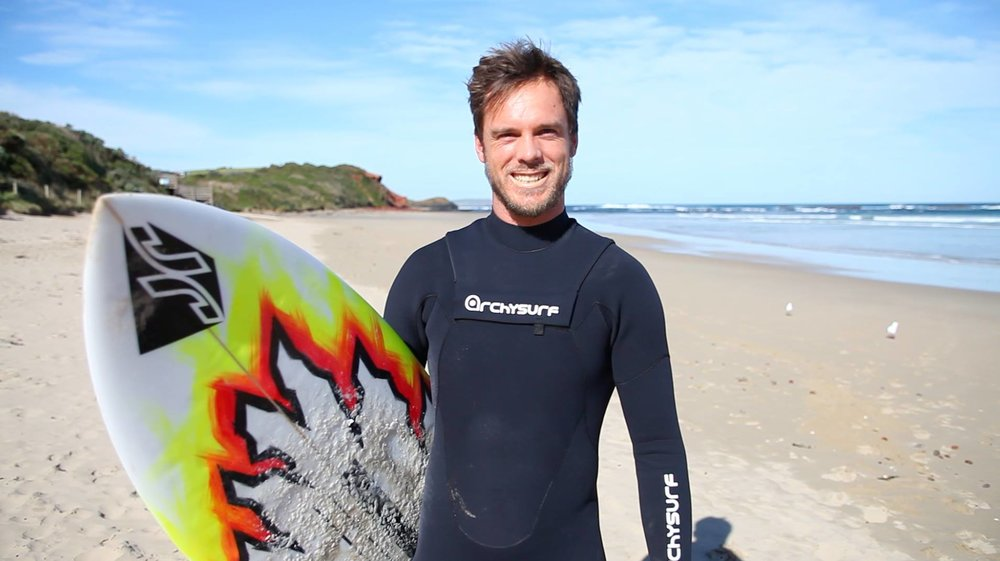 Luke Archibald on Phillip Island on the Out Beyond Meet Australia Campaign (3).png