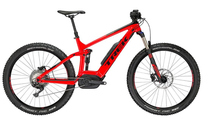 2018 Trek Powerfly FS7 (18.5'')