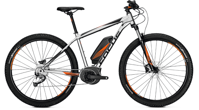 2018 Focus Jarifa 2 EX 29er (Medium)