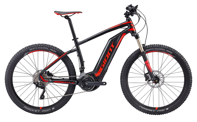 2018 Giant Dirt E+1 (Medium)