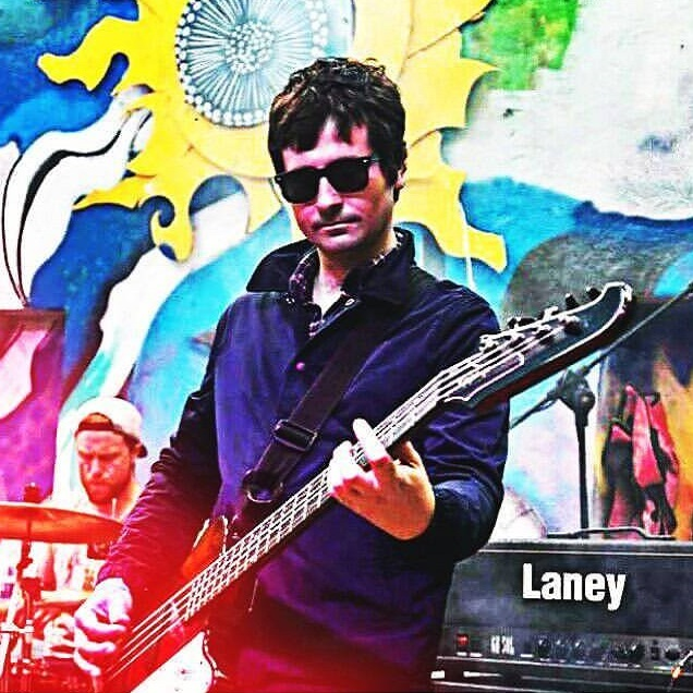 Owen 'Duff' Duffy, Bass Guitar:   Quit drums and lifted Bass aged 18. Has supported The Charlatans & Happy Mondays. Solid bass player with a crafted style and cool constitution, listing Mani and John Entwistle as influences. Loves conspiracy theories.
