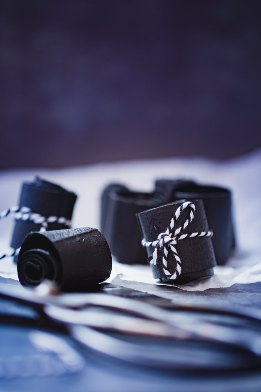 Jag älskar den svarta färgen.