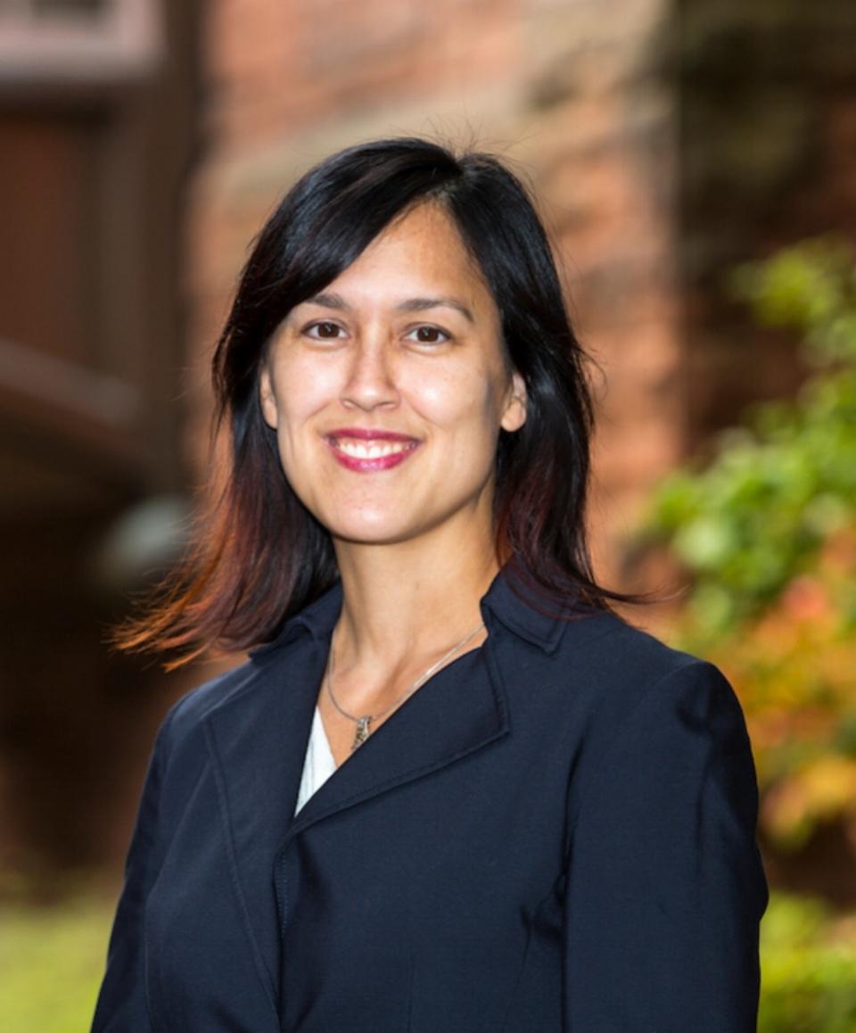 Dr. Becky Wai-Ling Packard
