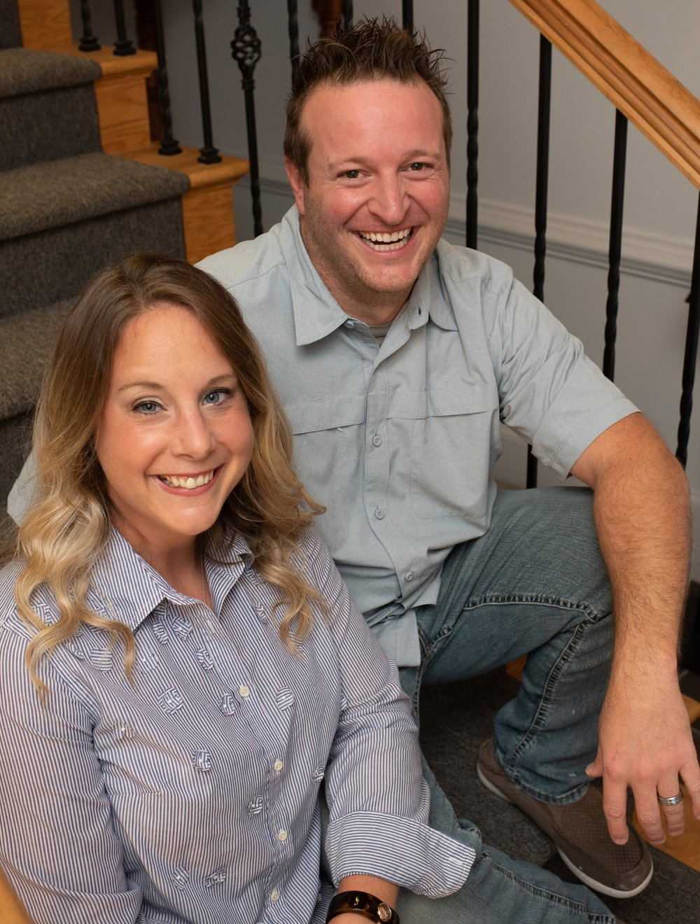 Ps Jon & Briana Allen - Families    1st Saturday of the Month at 5:30 PM
