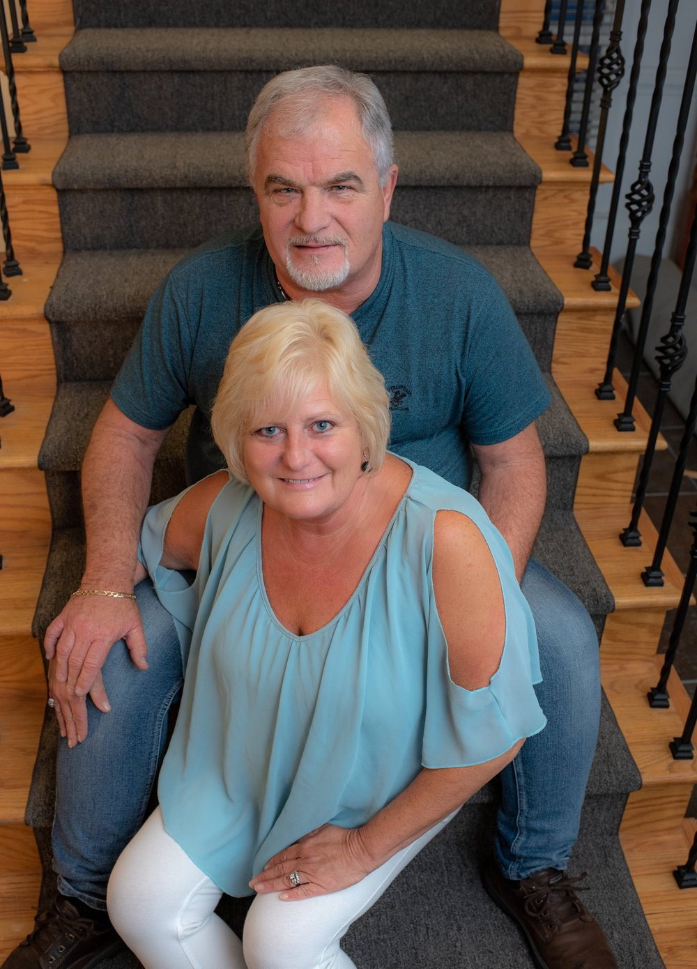 Gerald & Tammy Hanley - Families    1st Saturday of the Month at 5:30 PM