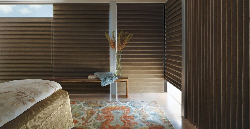 Light Control & Privacy - Desert Wind Shutters