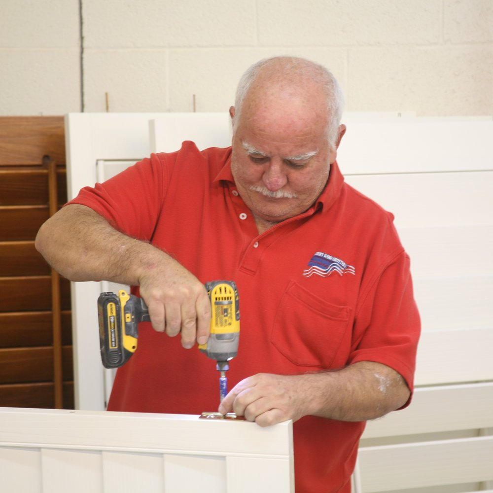Sergio Ochoa - Sergio has been with Desert Wind since 2003, which follows fifteen years in the cabinet industry. Sergio is responsible for several steps of production, including building frames, arches and french door cutouts. He also handles hinging as well as specialty work such as cornices and trim, and he his also highly skilled in the installation of window treatments.