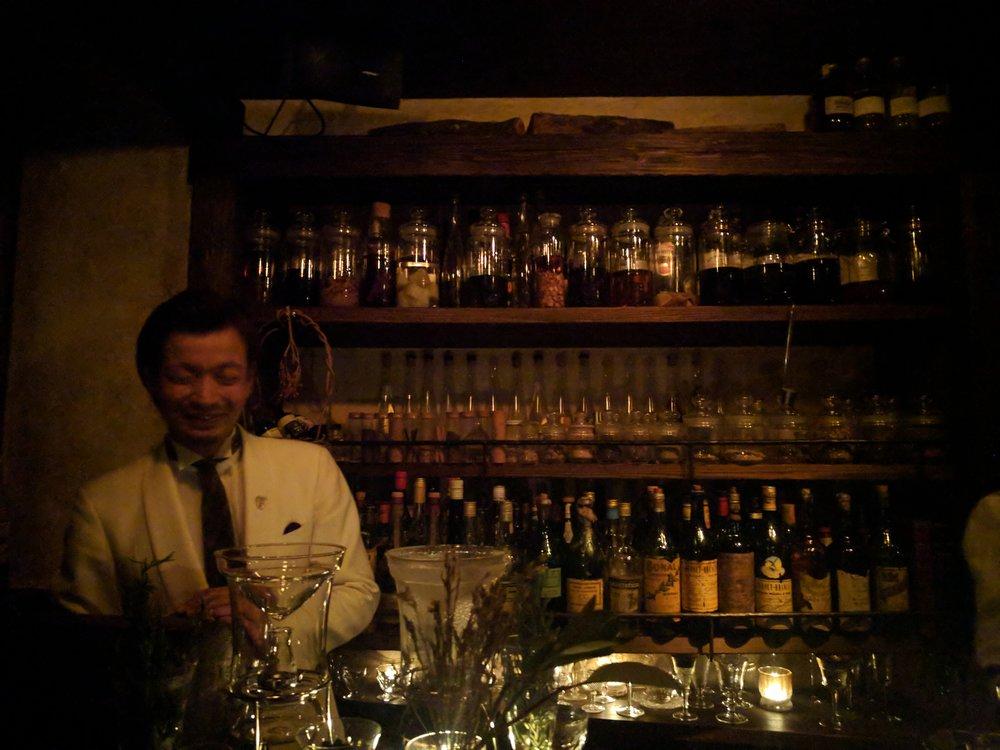 Ben Fiddich Cocktail Bar