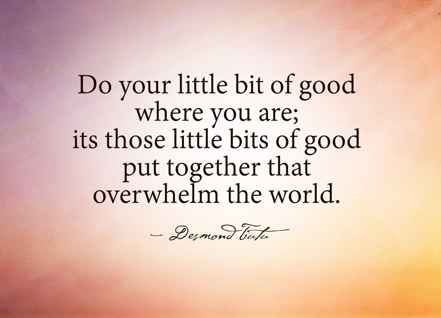 Do a little bit of good.png