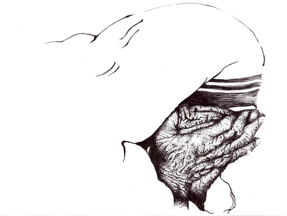 Mother Teresa- Pray Today