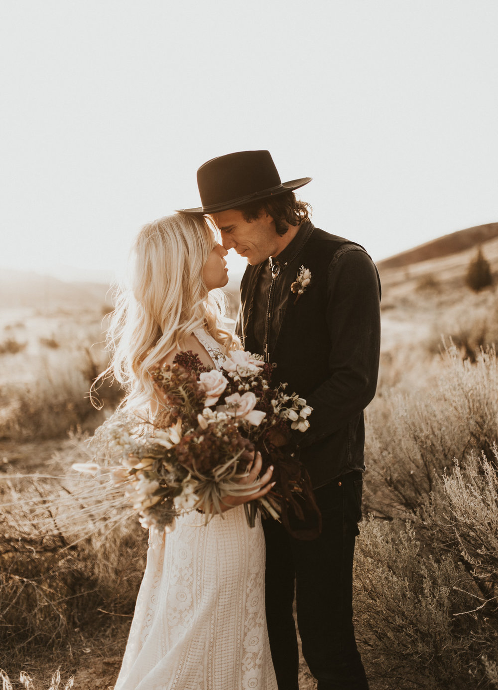 Adventurous + Intimate Elopement