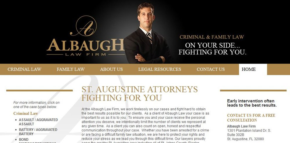 Ryan Albaugh Law