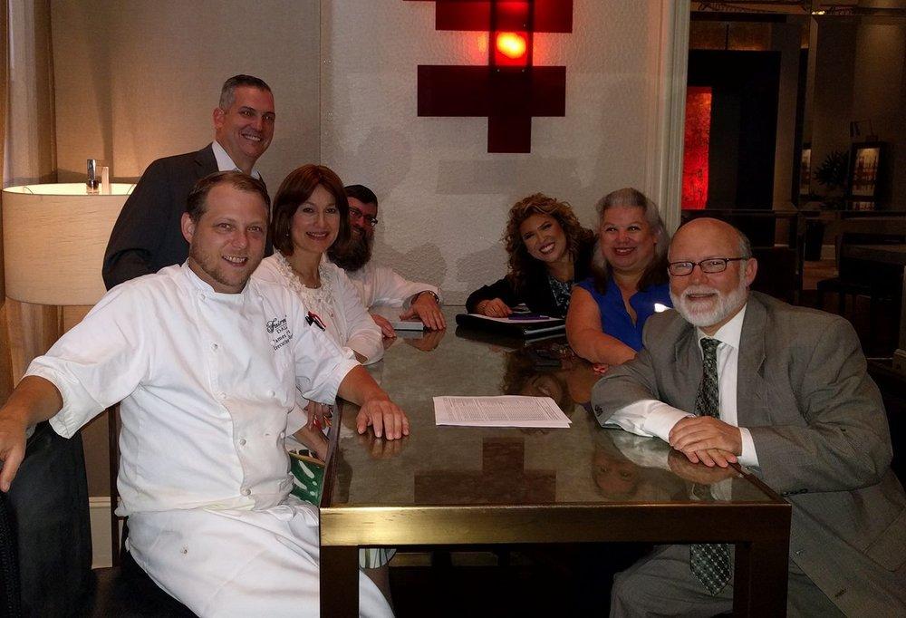 DK Team meeting at the Fairmont Dallas