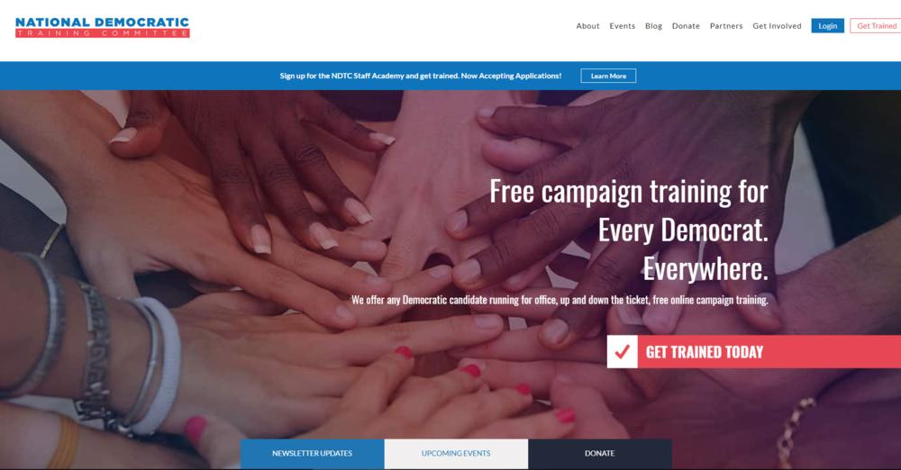 National Democratic Training Committee -