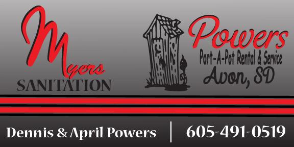 Myers Sanitation Powers Port-A-Pot