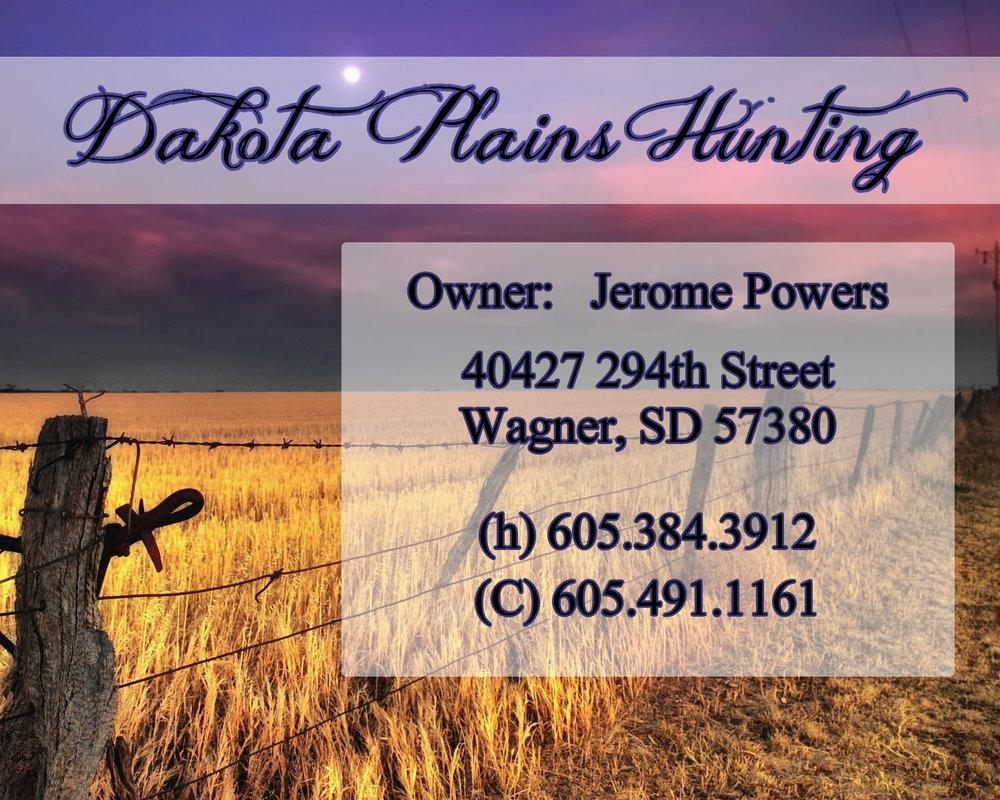 Dakota Plains Hunting