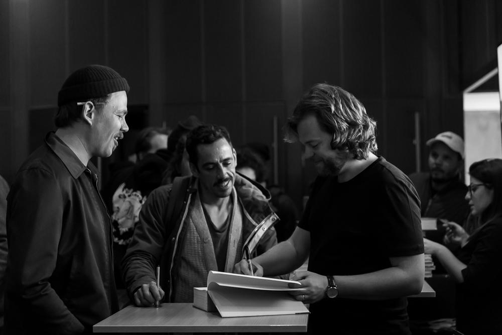 Magnus Nilsson | série En conversation | Centre Phi