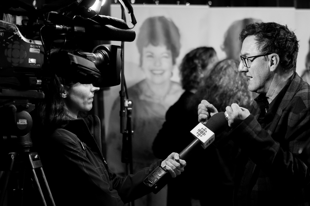 Conférence de presse | Les Belles-soeurs | 37e avevue