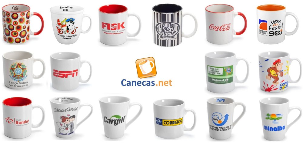 Canecas.net - Canecas exclusivas