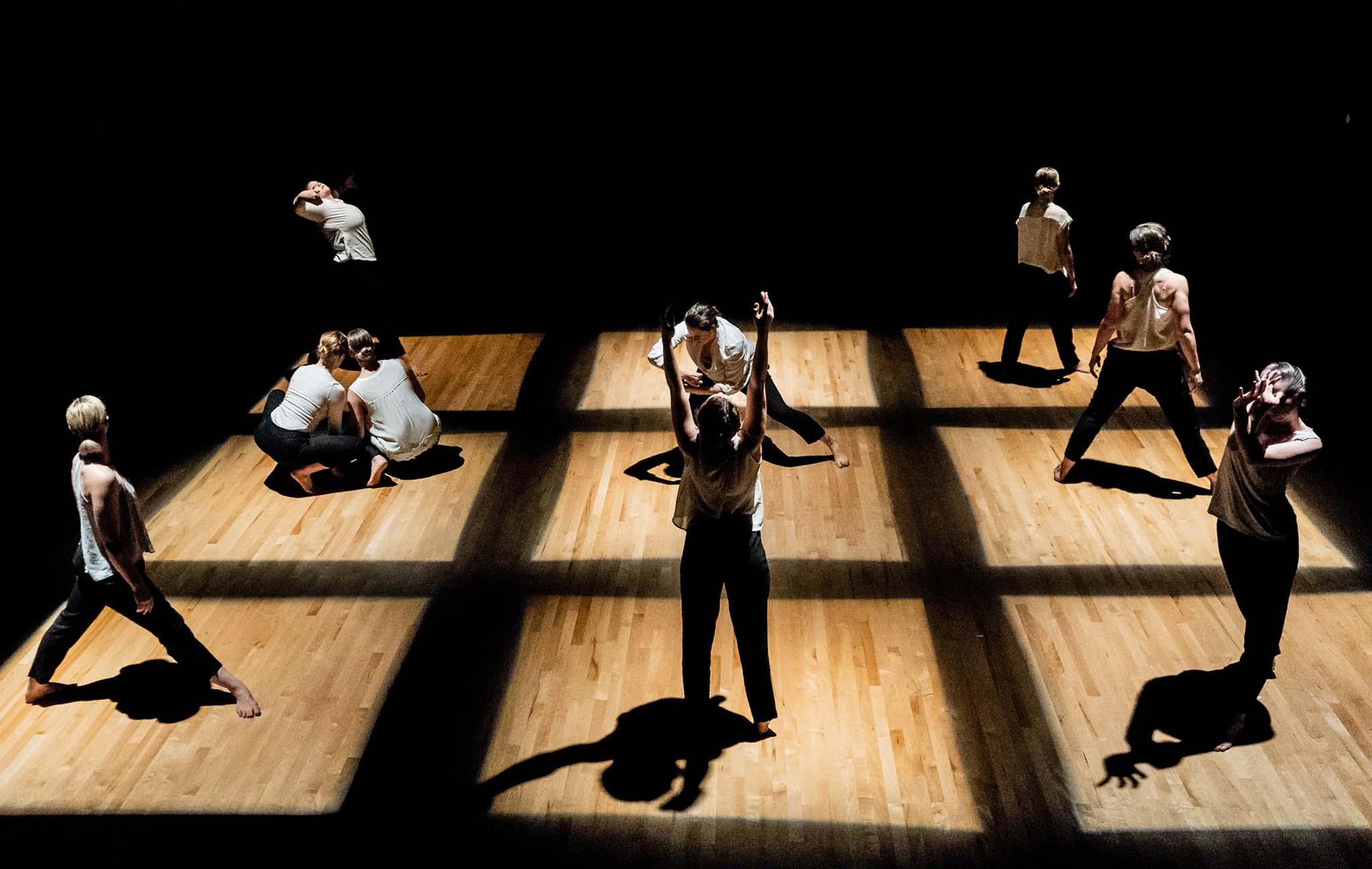 Shows + Events — Bellingham Repertory Dance