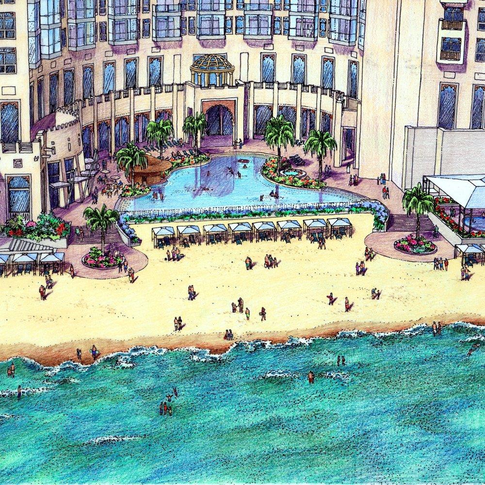 Coral Reef Ajman Hotel - Abu Dhabi