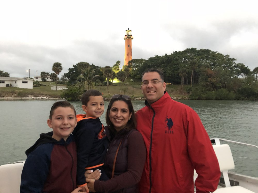 Welcome to Florida Gomez family.