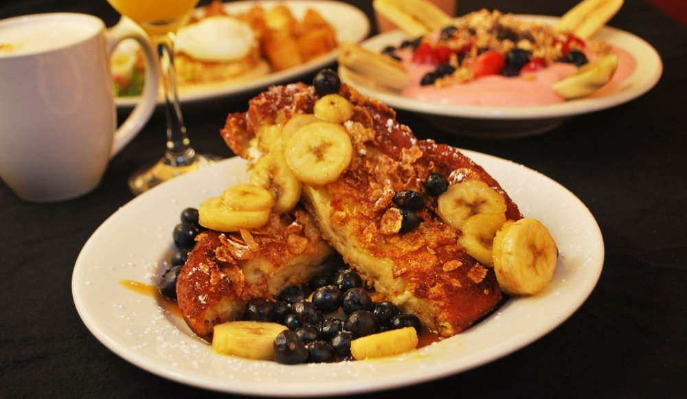 Berry Fresh Cafe - Voted best breakfast and lunch in South Florida! From the Berry Fresh website: