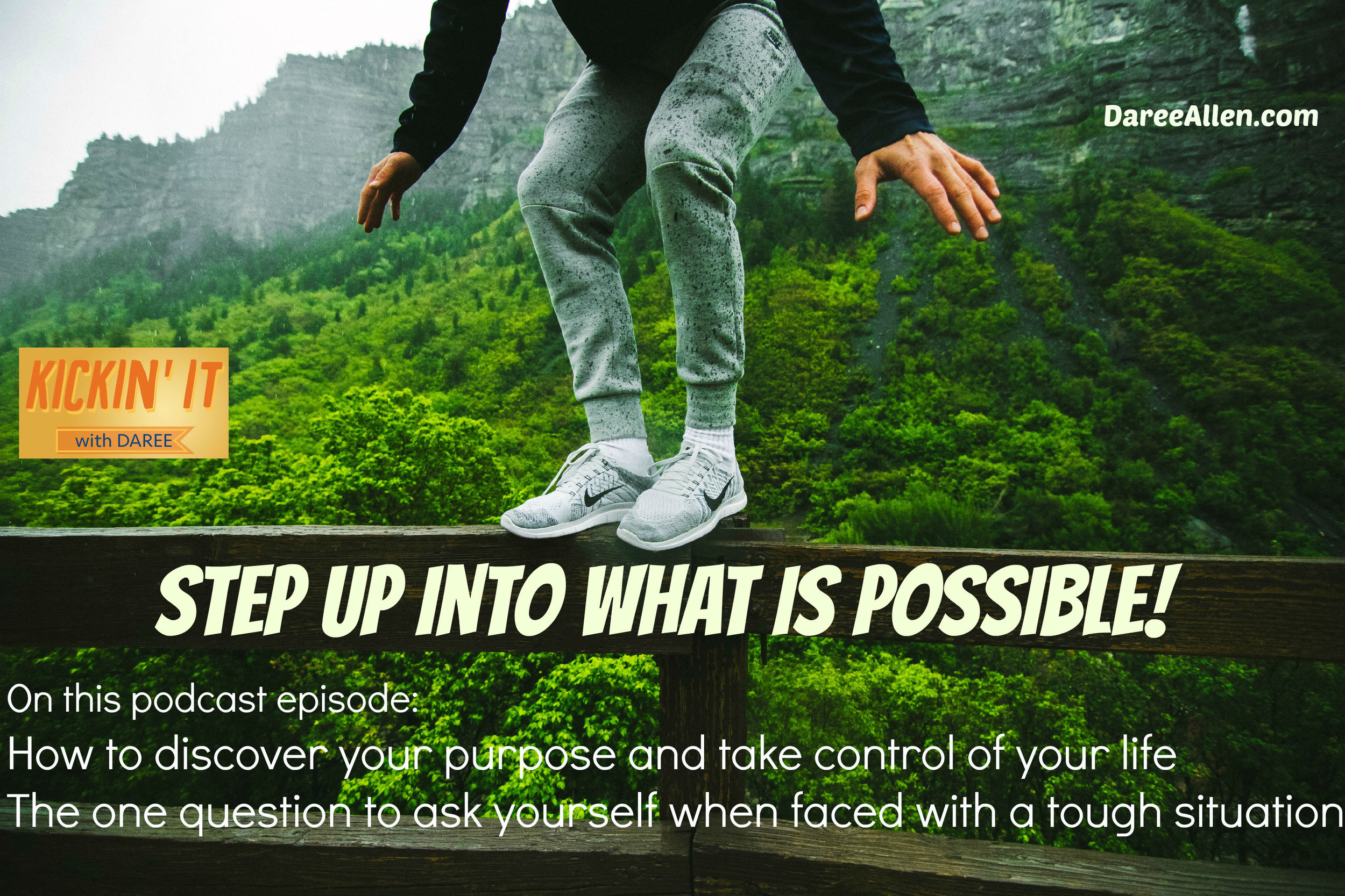 STEP it UP: How to Pursue Your Passion and Live Life on Purpose