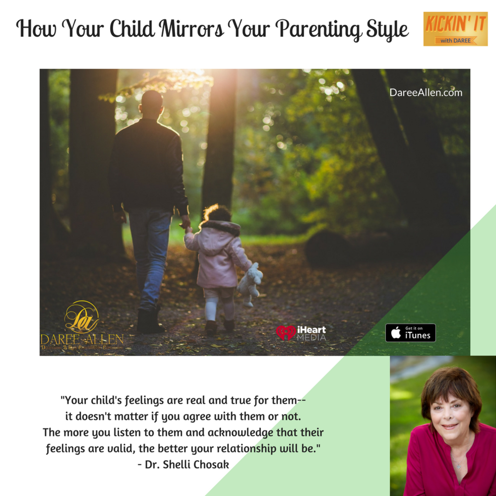 Why Parenting Styles Matter When >> Like Mother Love Daughter How Your Child Mirrors Your Parenting