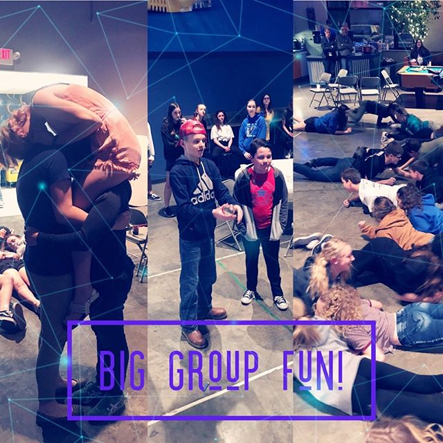 We do have fun at Big Group.