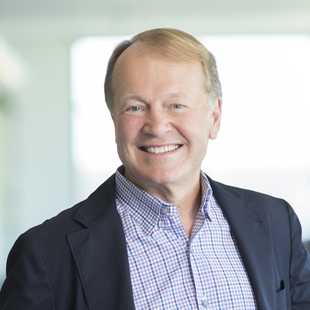 FOUNDER + CEO / JC2 Ventures  FORMER CHAIRMAN + CEO / Cisco