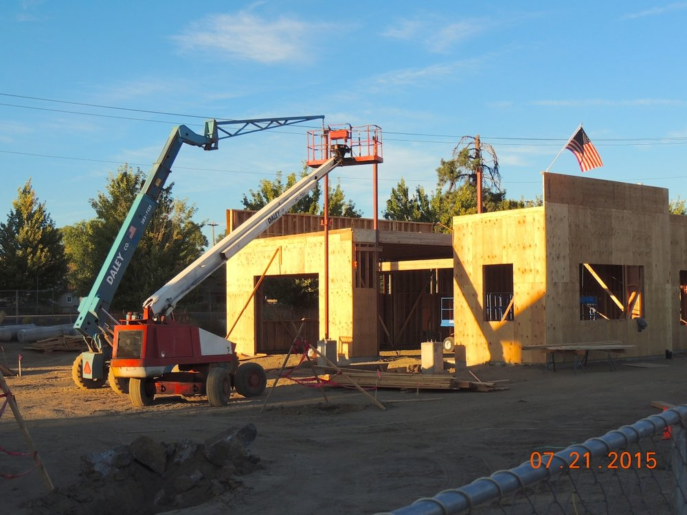 Building 2 Colorado Crossing | Bend, OR | Aug. 2015