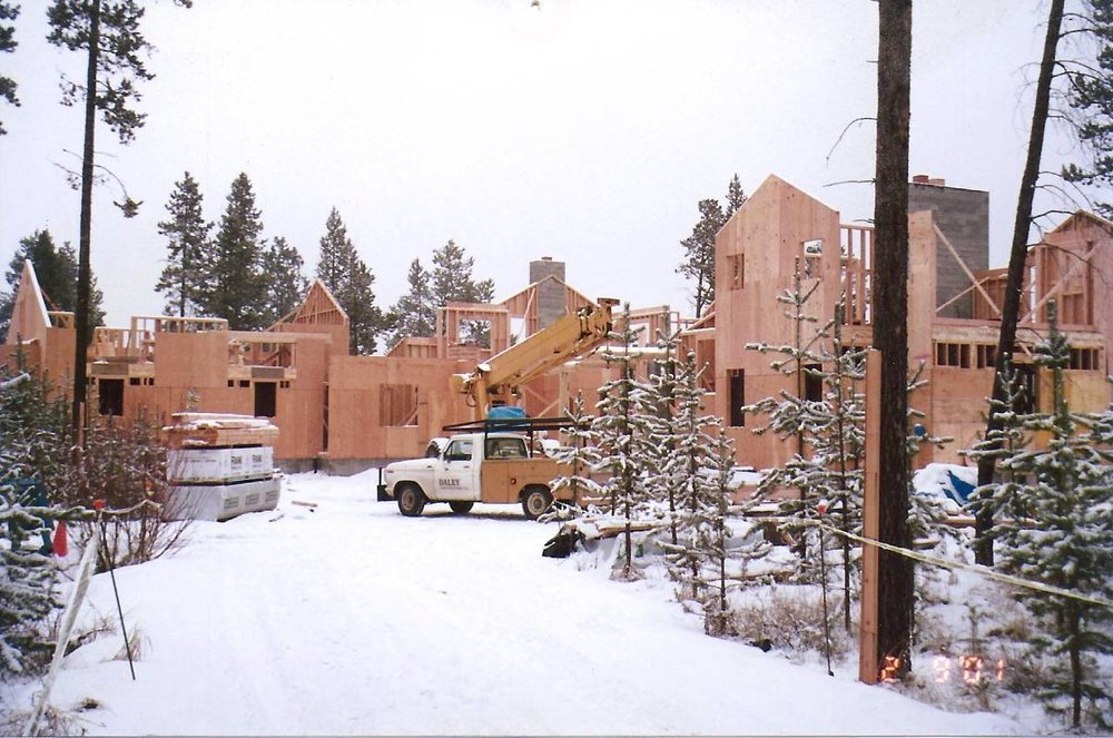 Vandevert Ranch | Sunriver, OR | Feb. 2001