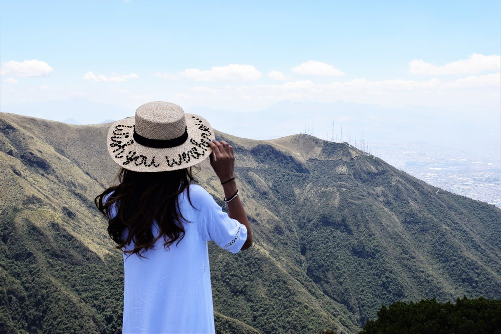 Volcan Pichincha -
