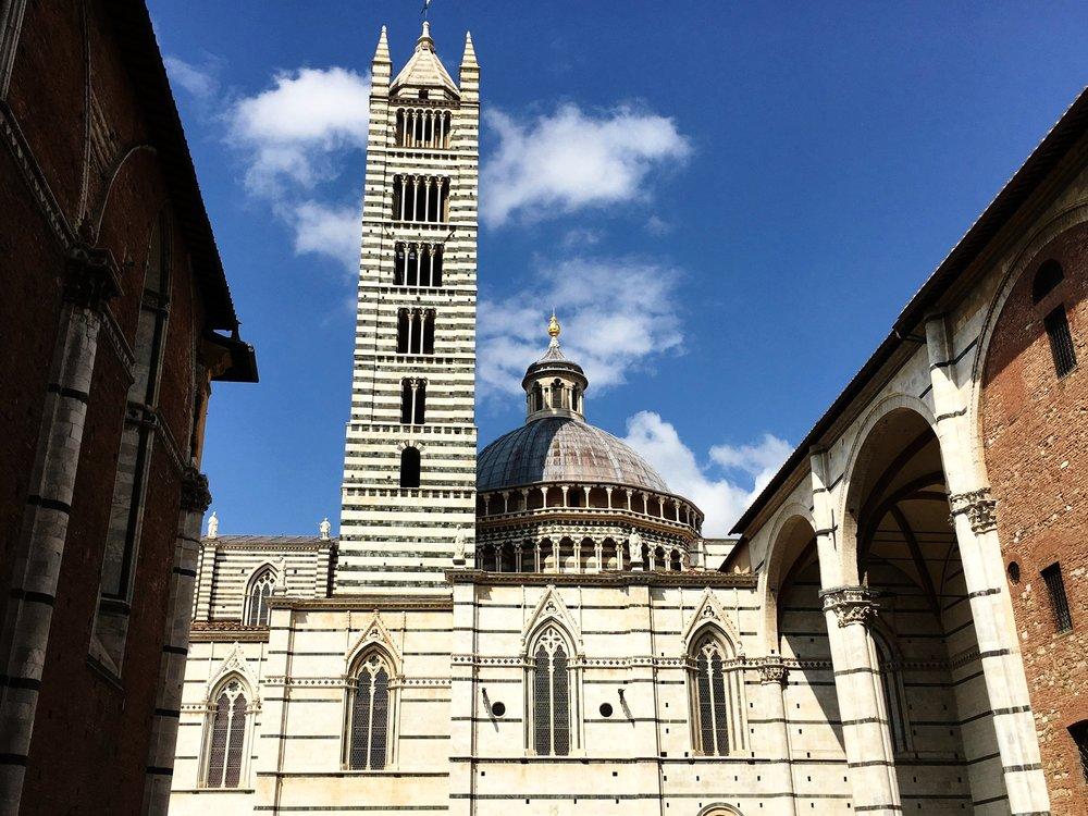 Siena, Italy -
