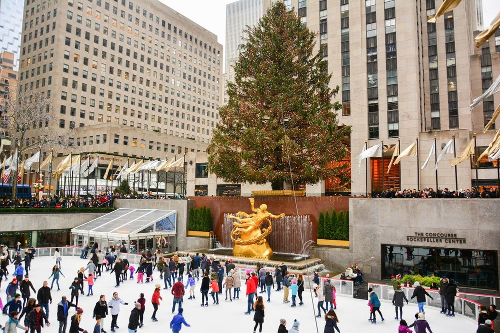 45 Rockefeller Plaza, Midtown |212.332.6868