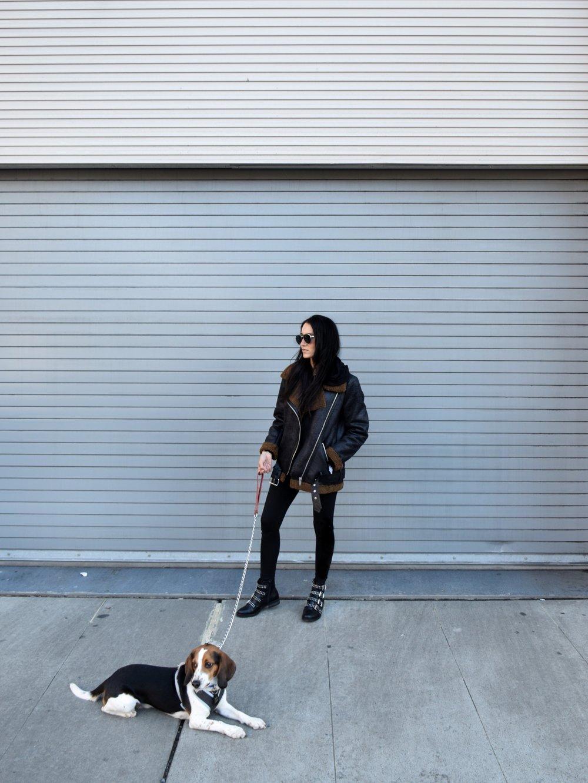 Wearing : Zara  coat  | Topshop  boots