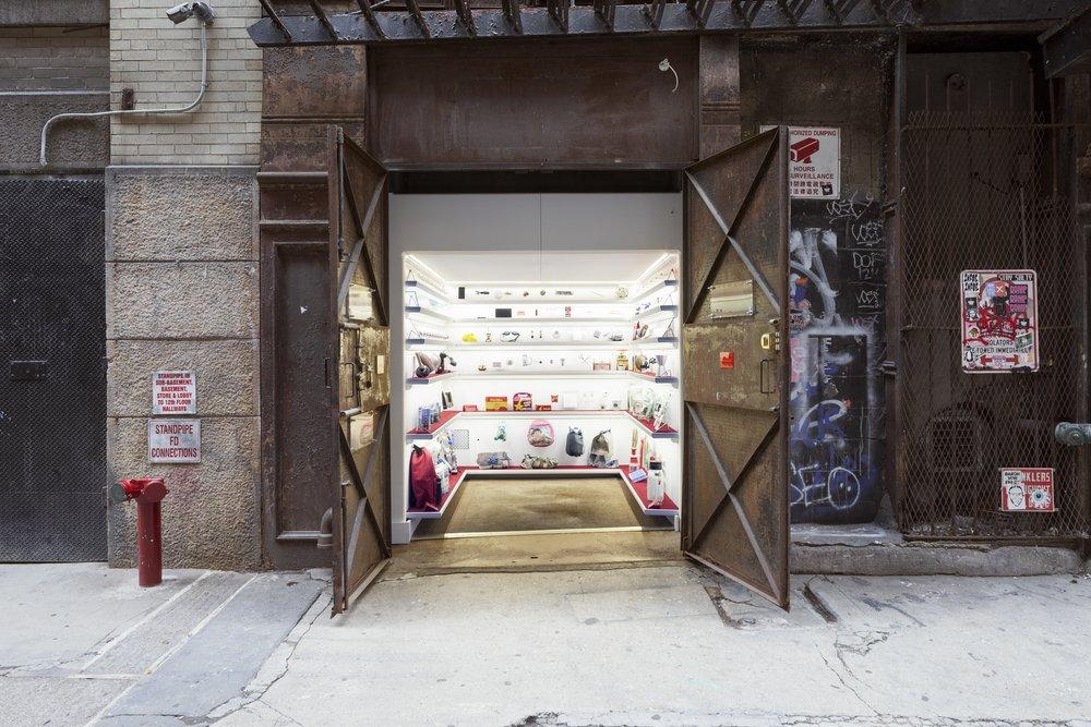 4 Cortlandt Alley |  mmuseumm.com