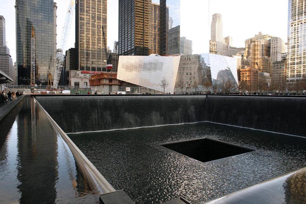 September 11 Memorial -