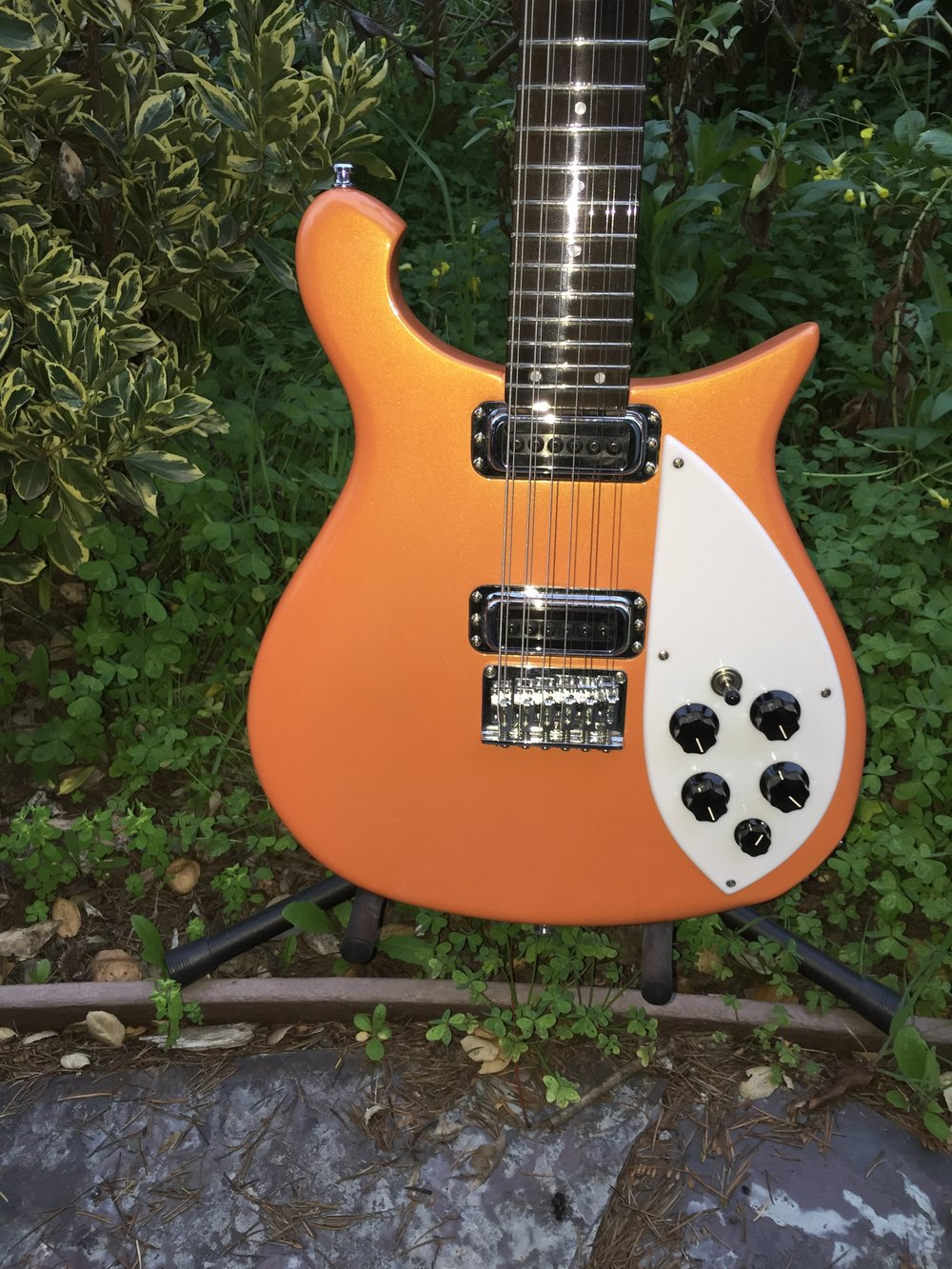 JOHN ASHFIELD'S PEARL TANGERINE 650/12 CONVERSION