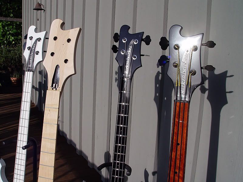 NICE FOREST OF RARE HEADSTOCKS!