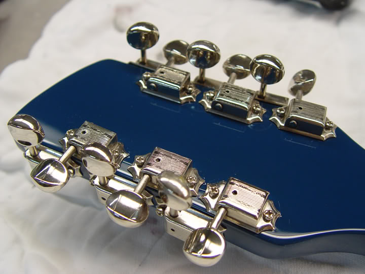 RESTORED TUNERS LOOK GREAT