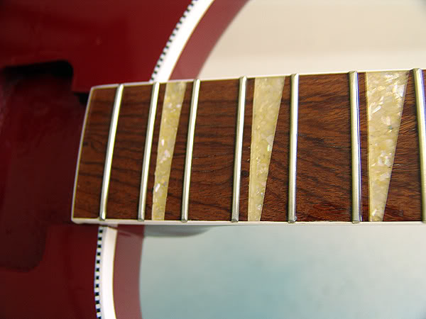 CRUSHED MOTHER-OF-PEARL FRET MARKERS