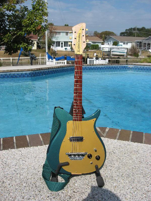 1964 COMBO 1000 RESTORED IN CLOVERFIELD GREEN