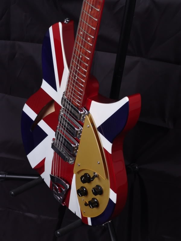 UNION JACK 340 CUSTOM GRAPHIC