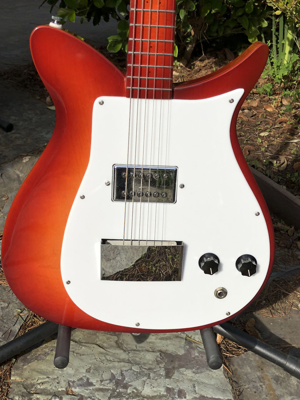 1961 FIREGLO COMBO 1000 SHORT SCALE