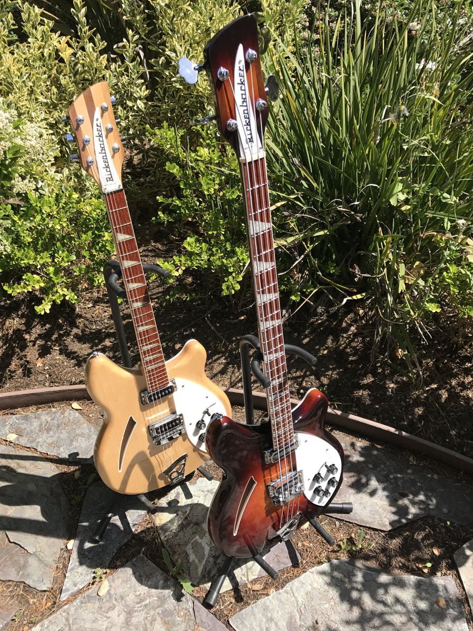 """3615"" BASS ALONGSIDE A 360 FOR COMPARISON"