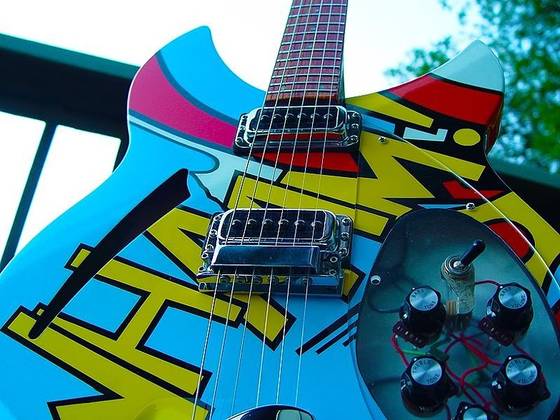 "BOB SINGER'S ""WHAAM!"" LICHTENSTEIN REPLICA 330"