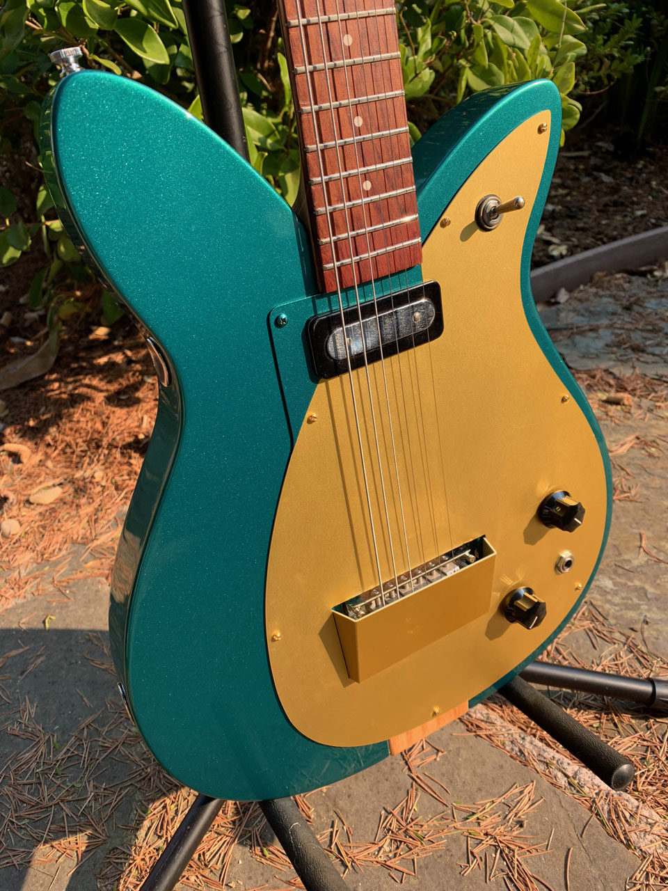 1956 COMBO 400 IN CLOVERFIELD GREEN
