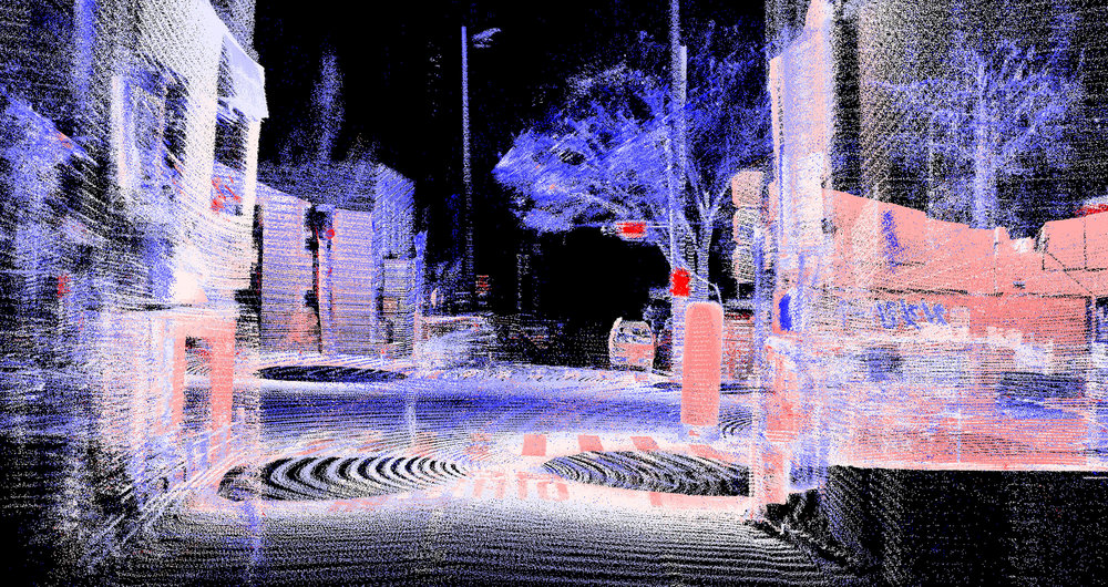 Keegan Hebert Point Cloud Perspective